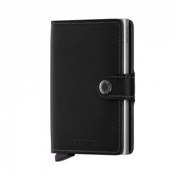 900281009 SECRID MINIWALLET ORIGINAL  BLACK