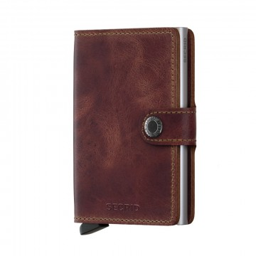 900281825 SECRID MINIWALLET VINTAGE  BROWN