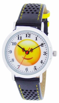 "1483S CLUB PIKEUR MED EMOJI ""SMILER LITT"" - DIAMETER:28,5 MM"