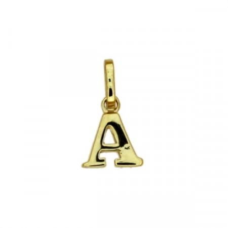 Gull bokstav   smykker